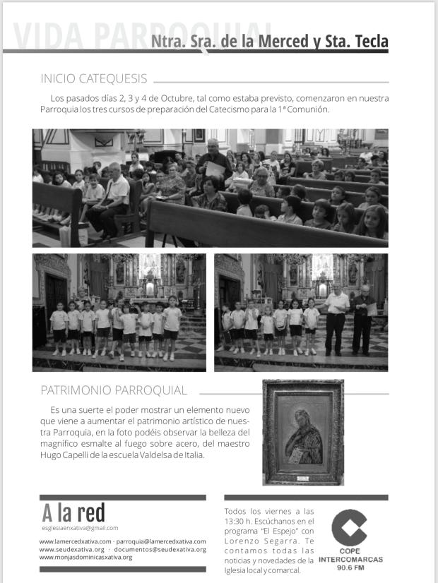 Inicio catecismo 2017